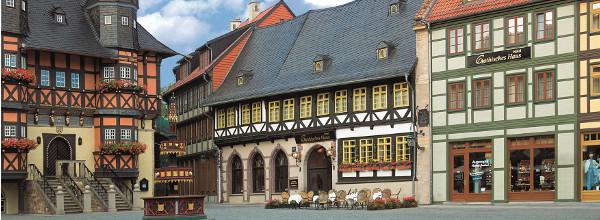 Wellness im Harz im Gothischem Haus