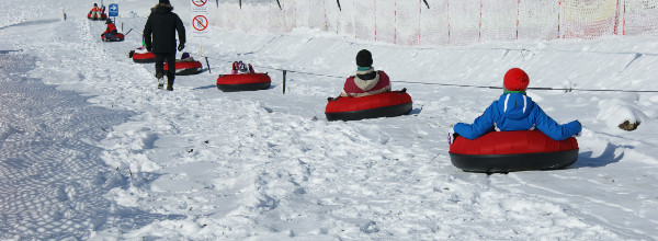 snowtubing im Harz