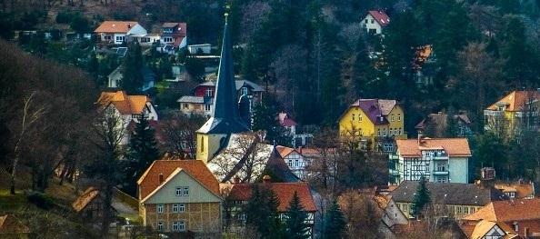 Blankenburg im Harz