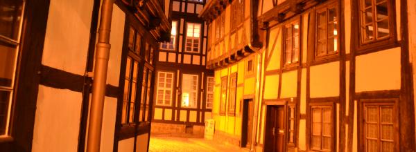 Unesco Weltkulturerbe Quedlinburg ©Alina Lipka