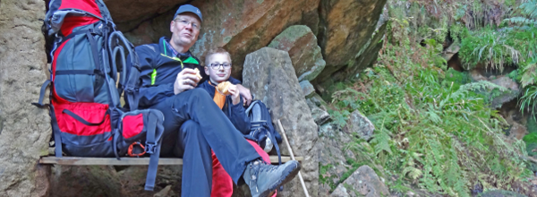 Wandern im Harz mit Kindern