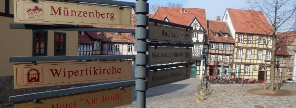 Historisches Quedlinburg ©Katja Berndt
