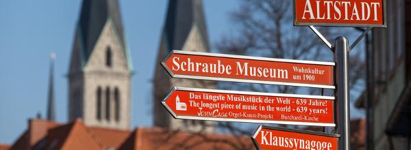Historisches Halberstadt