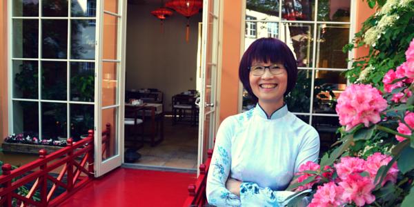 Gastronomin Huong Trute ©Alina Lipka