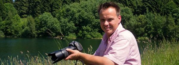 Der Landschaftsfotograf Steffen ©Steffen Henze