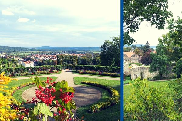 Barockgärten in Blankenburg ©Alina Lipka