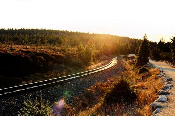 Abwechslungsreiche Landschaften im Harz ©Anja Leineweber