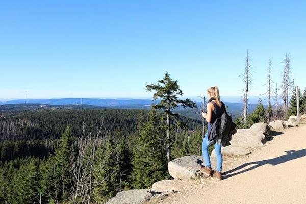 Der Harz bedeutet pure Erholung für Anja ©Anja Leineweber