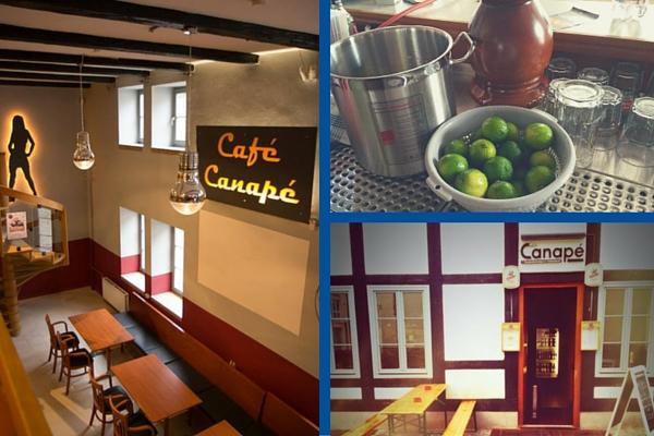 Studentenparties im Café Canapé ©Café Canapé