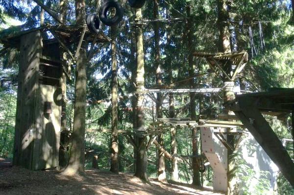 Kletterpark Harz