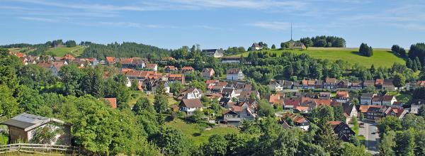 Stadt im Harz - St. Andreasberg