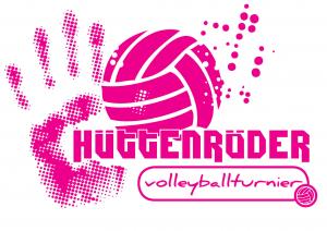 Logo Hüttenröder Volleyballturnier