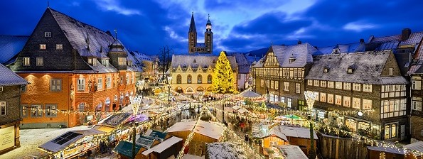Hotel Kaiserwort Goslar zum Weihnachtsmarkt Foto Michael Abid