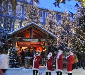 Weihnachtswald Goslar
