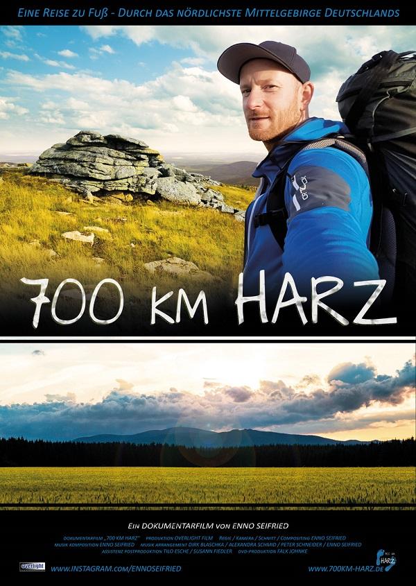700 km Harz Filmplakat