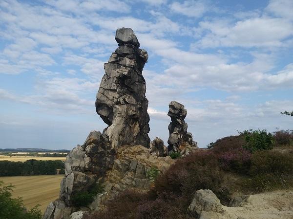 Teufelsmauer bei Thale